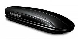 Menabo MANIA 460 ABS krovna kutija,crna
