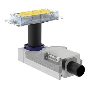 GEBERIT CLEANLINE set za podni odvod (154.150.00.1) 90-200 mm