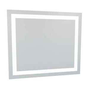 CONCEPTO ROSIE 80 kupaonsko ogledalo s rasvjetom (80x70 cm)