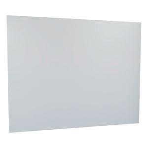 CONCEPTO SIMPLE 75 kupaonsko ogledalo na ploči (75x60 cm) sa prekidačem i utičnicom.