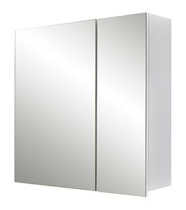 CONCEPTO NOA 60 kupaonski ormarić s ogledalom