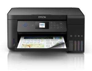 EPSON multifunkcijski pisač L4160, C11CG23401, ITS + dodatne 2 godine jamstva