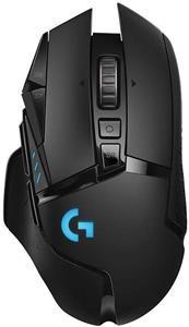 Logitech G502 Lightspeed, Wireless optički Gaming miš, 16 000 DPI