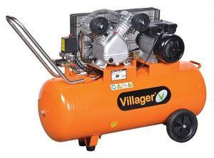 VILLAGER kompresor VAT VE 100 L (100l,8bar,316l/m)