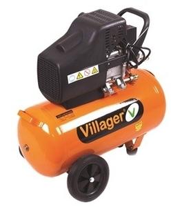 VILLAGER kompresor VAT 50L (50l, 8bar, 206l/min, 1.5kW) 007585