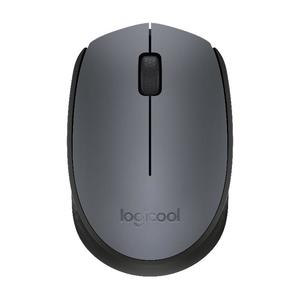 Logitech M171, bežični optički miš, crni