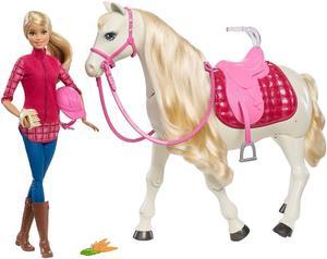 Barbie konj koji hoda