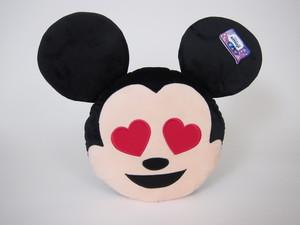 Mickey emoji srce