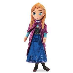 Disney pliš Frozen Anna 25 cm