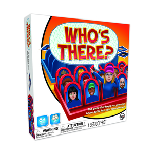 Društvena igra Tko se tamo krije?