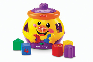 FISHER PRICE SVEZNALICA - LONČIĆ