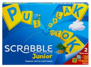 Društvena igra Scrabble Junior