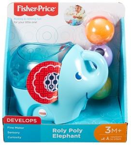 Fisher Price Roly-Poly slon