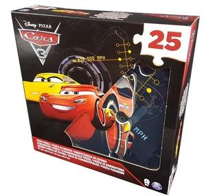 Cars 3 podne puzzle 25 kom