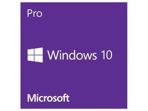 OEM Windows 10 PRO Eng 64-bit, FQC-08929, DVD