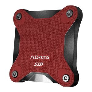 Vanjski SSD ADATA 240GB Red, ASD600