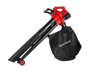 MATRIX akumulatorski usisivač i puhać za lišće CLB 2x20V X-ONE
