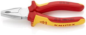 KNIPEX kombinirana kliješta 160mm 1000v