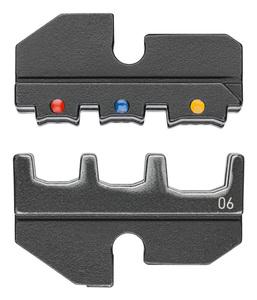 KNIPEX čeljusti za 97 43 200 za stopice izolirane 0,5-6mm2