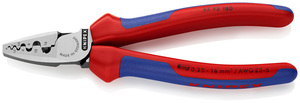KNIPEX kliješta za čahure 0,25-16 mm2