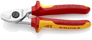 KNIPEX škare 165mm za kabele vde 50mm2