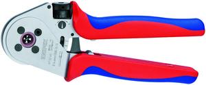 KNIPEX kliješta za kvadratno presanje iglica 0,14-6mm2
