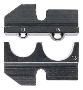 KNIPEX čeljusti za 97 43 200 za stopice izolirane 10/16mm2