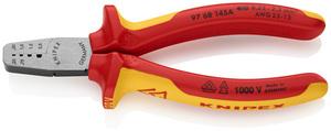 KNIPEX kliješta za čahure 0,5-2,5mm2 1000v