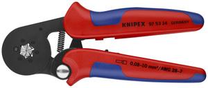 KNIPEX kliješta za 6-kutno presanje čahura 0,08-10mm2