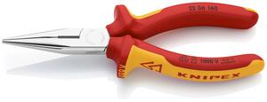 KNIPEX poluokrugla kliješta (špic) 160mm 1000v