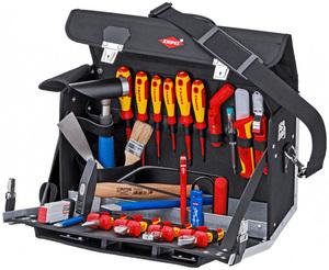 KNIPEX set alata za elektroinst. u torbi 23-djelni