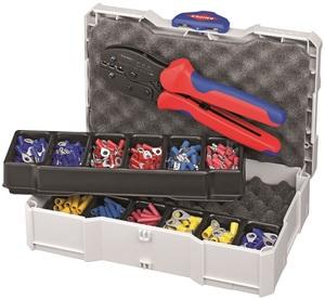 KNIPEX kliješta 97 52 36 u koferu sa stopicama