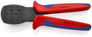 KNIPEX kliješta za mikro stopice 0,35-0,75/0,5-1/0,2-0,5 mm2