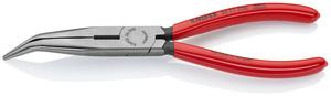 KNIPEX poluokrugla kliješta (špic) kriva 200 mm