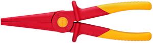 KNIPEX plosnata kliješta 220 mm, 1000v plastična