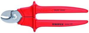 KNIPEX škare 230mm za kabele 50mm2