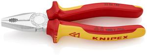 KNIPEX kombinirana kliješta 180mm 1000v