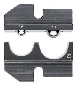KNIPEX zamjenske čeljusti za 97 43 200 za stopice neizolirane cjevaste 16/25mm2