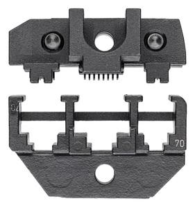KNIPEX čeljusti za 97 43 200 za 4, 6 i 8-polne konektore