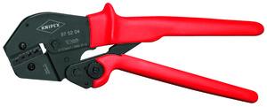 KNIPEX kliješta za kabel stopice neizolirane 0,1-2,5mm2
