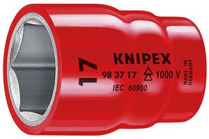 "KNIPEX nasadni ključ 3/8"" 12mm 1000v"