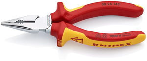 KNIPEX kliješta mini  kombinirana 145mm 1000V