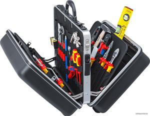 """KNIPEX kofer za alat ˝big twin˝ električarski"""" 65 dj."""