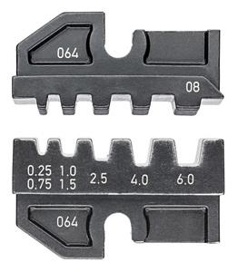 KNIPEX čeljusti za 97 43 200 za čahure neizolirane 0,25-6mm2