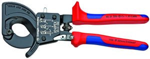 KNIPEX škare 250mm za kabele 240mm2/ fi 32 mm