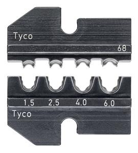 KNIPEX zamjenske čeljusti za 97 43 200 za solarne konektore