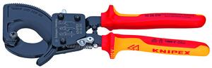 KNIPEX škare 250 mm za kabele vde 240mm2
