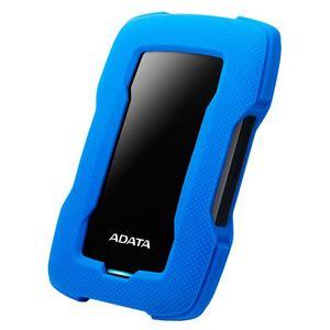 Vanjski tvrdi disk ADATA HD330 1TB Durable crno-plavi