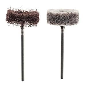 PROXXON četkice od najlonske vune za čelik, nehrđajući čelik, lijevano željezo i drvo NO 28282