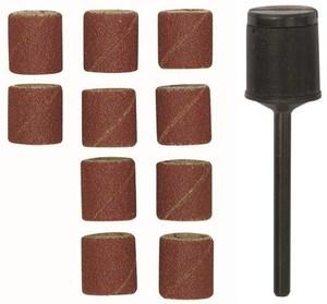 PROXXON brusne trake sa prihvatom za čelik, nehrđajući čelik, lijevano željezo i drvo NO 28978 (120)